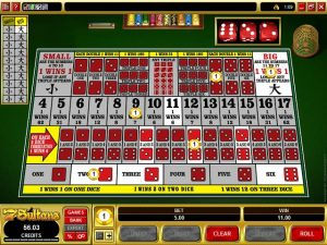 best casino games sicbo