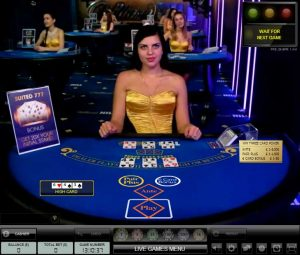 best live casino william hill