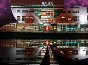 Alea casino in Glasgow