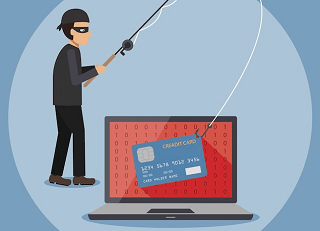Online casino payments frauds - Phishing
